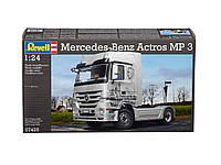 Автомобиль Mercedes-Benz Actros MP3 1:24 Revell 5-й уровень 07425 (07425)