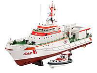 Корабль Hermann Marwede (update 2012) 1:72 Revell 5-й уровень 05220 (05220)
