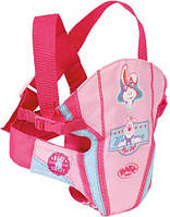 Рюкзак-кенгуру для куклы BABY BORN Zapf 822234 (822234)