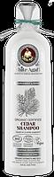 Шампунь для волос органический кедровый Питание и восстановление WHITE AGAFIA/БЕЛАЯ АГАФЬЯ