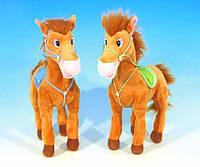 Музыкальная мягкая игрушка - Лошадка Пэгги (LF698A)