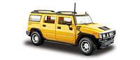 Автомодель (1:27) 2003 Hummer  H2 SUV жёлтый (31231 yellow)