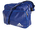 Мужская сумка синего цвета