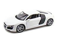 Автомодель (1:18) Audi R8 белый (36143 white)