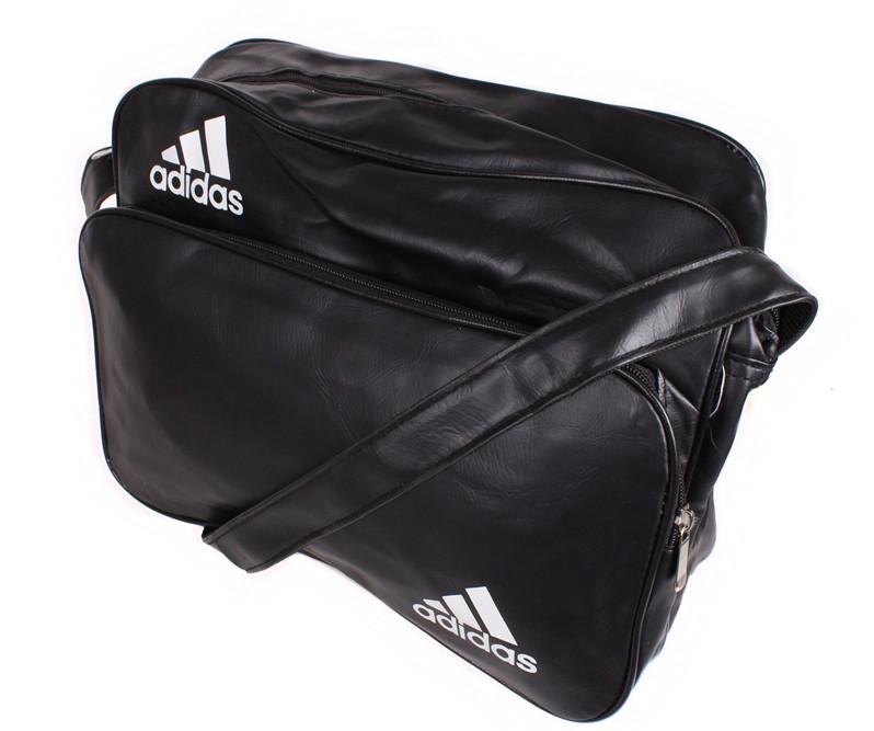 Спортивная сумка из искусственной кожи sport3027011 черная