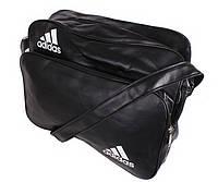 Модная сумка Adidas черного цвета
