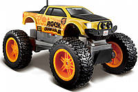 Автомодель на р/у Maisto Tech Rock Crawler Jr. Желто-чёрный (81162 yellow/black)