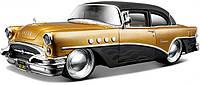 Автомодель (1:26) 1955 Buick Century золотистый  - тюнинг (32507 gold)