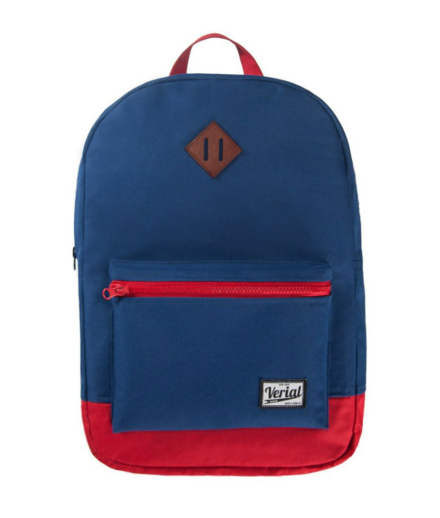 Рюкзак Verial - Classic Navy/Red