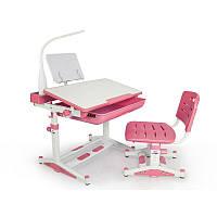 Комплект мебели Mealux BD-04 P New Pink (с набором)