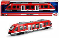 """Детская игрушка """"Городской поезд""""серии""""City"""" Dickie Toys 45 см (374 8002)"""