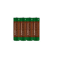 Батарейка SUPER ALKALINE; размер AA (LR6); напряж.:1.5В; цилиндр. формы(1 шт. из термоусад. пленки) (LR6-SP4)