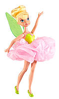 Кукла фея  Динь-Динь для ванны, с вишневой мочалкой Disney Fairies (23см) (62650-1)