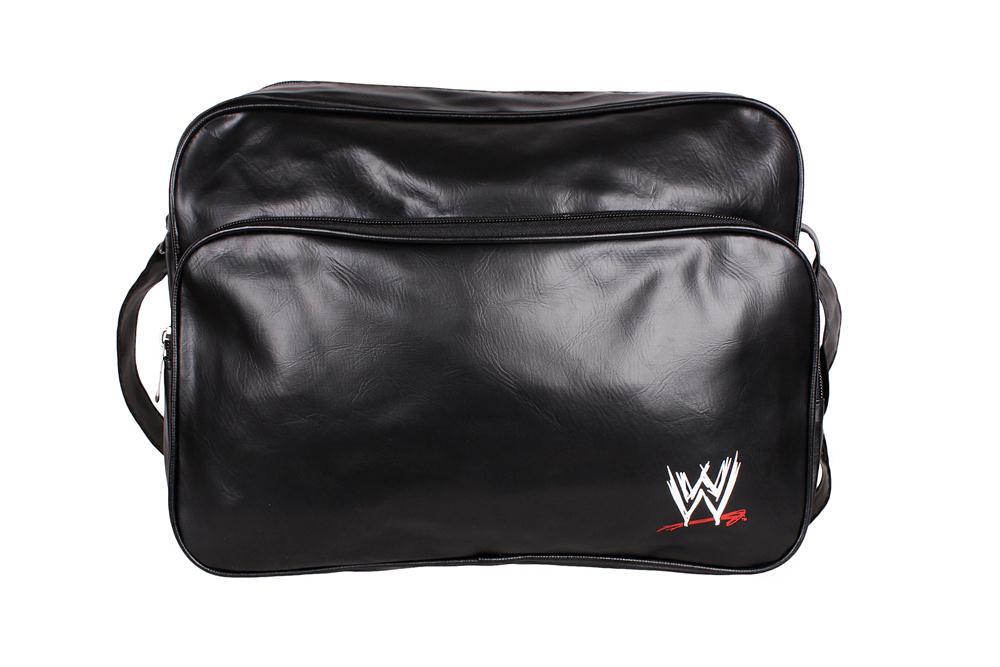 Спортивная сумка из искусственной кожи sport30240722 черная