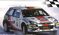 Моделист Автомобиль Форд Фокус WRC (1:43) (604312) (604312)