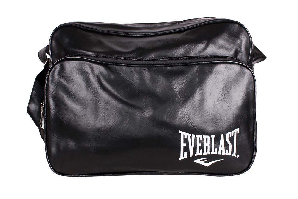 Спортивная сумка из искусственной кожи sport30240723 черная