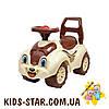 Машинка-каталка Автомобиль для прогулок Бурундук