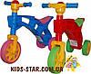 Игрушка-каталка Ролоцикл 3