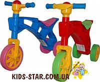 Игрушка-каталка Ролоцикл 3 , фото 1