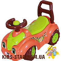 Машинка-каталка Автомобиль для прогулок ТехноК , фото 1