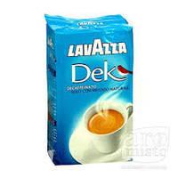 Кофе молотый Lavazza DEK 250г