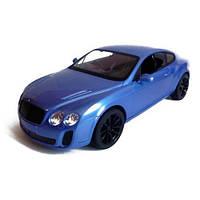 Автомобиль на р/у Meizhi лиценз. Bentley Coupe 1:14 Blue (2048-6)