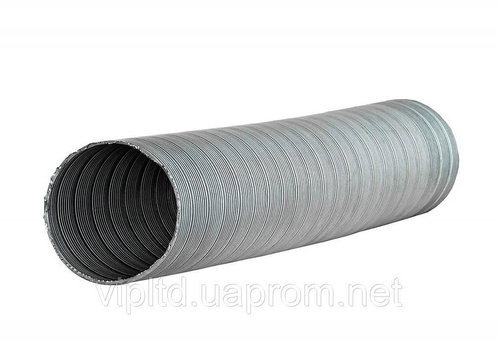 Полугибкие стальные (оцинкованные) воздуховоды Термовент Н 115/2 Ц Вентс, Украина - Интернет-магазин VIPLTD в Харькове