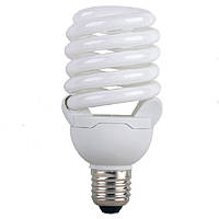 Лампа DELUX T3 Full-spiral 35Вт 6400К Е27, энергосберегающая