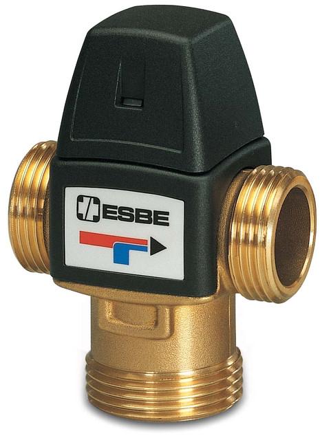 Регулируемо- смесительные термостатические клапана