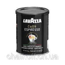 Кофе Lavazza Caffe Espresso 250 г молотый ж/б