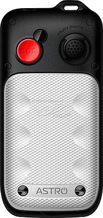 Мобильный телефон ASTRO B200 RX White, фото 2