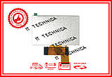 Матриця 120x76mm 40pin 800x480 HW800480F-0F-0L-30, фото 2