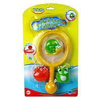 Игрушка для игр в воде 'Рыбалка с сачком'.BeBeLino (57011)