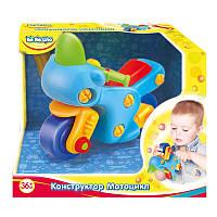 Детская игрушка-конструктор 'Мотоцикл' (57082)