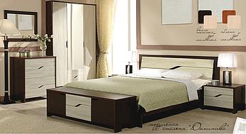 Кровать Доминика 160 без каркаса Мастер Форм
