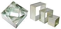Набор квадратных формочек для пластики, D.K.Art&Craft