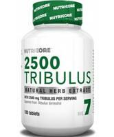 Повышение тестостерона Nutricore tribulus 2500 (100 tabs)