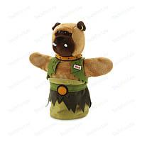 Бульдог-людоед, 30см (игрушка на руку) Trudi 29974 (29974)