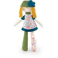 Мягкая игрушка Кукла в зеленом 33см (19428) (19428)