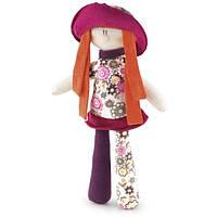 Мягкая игрушка Кукла в красном 33см (19429) (19429)