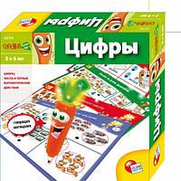 """Набор с морковкой, которая говорит и светится ''Каратель Цифри"""" цифры, числа и математические действия (U36714B)"""