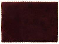 Подушка для позолоты, 28*18см, Rgm