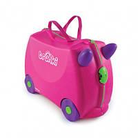 Детский дорожный чемоданчик Trunki Trixie (0061-GB01-UKV)