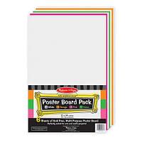 Цветная бумага для рисования Melissa Doug 28х36 см (MD4173) (MD4173)