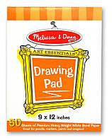 Блокнот для рисования Melissa & Doug 23х31 см (MD4108) (MD4108)