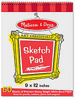 Альбом для рисования Melissa & Doug 23х30.5 см (MD4194) (MD4194)