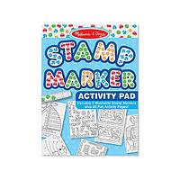 Штампики маркеры для мальчиков  4 шт  Melissa Doug (MD2422)