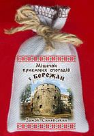 """Магніт-мішечОК приємних спогадів з Бережан """"Замок Синявських"""""""