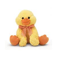 Мягкая игрушка Веселый утенок  23 см Melissa&Doug (MD7406)
