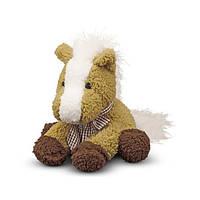 Мягкая игрушка Забавный пони  23 см Melissa&Doug (MD7407)